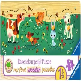 Ravensburger Puzzle - Liebste Tierfreunde