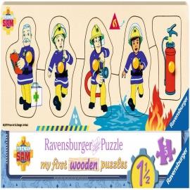 Ravensburger Puzzle - Feuerwehrmann Sam - Sam und seine Freunde