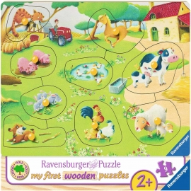 Ravensburger Puzzle - Kleiner Bauernhof