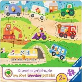 Ravensburger Puzzle - Lieblingsfahrzeuge