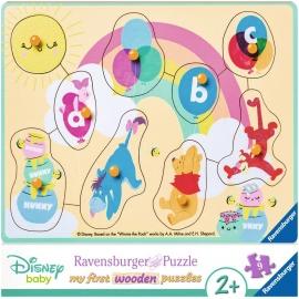 Ravensburger Puzzle - Winnie Puuh, Winnie und seine Freunde