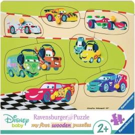 Ravensburger Puzzle - Cars - Die Cars Familie