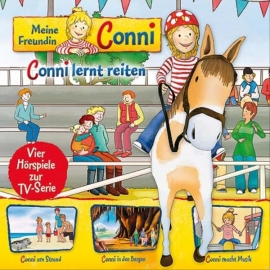 CD Conni lernt reiten 6