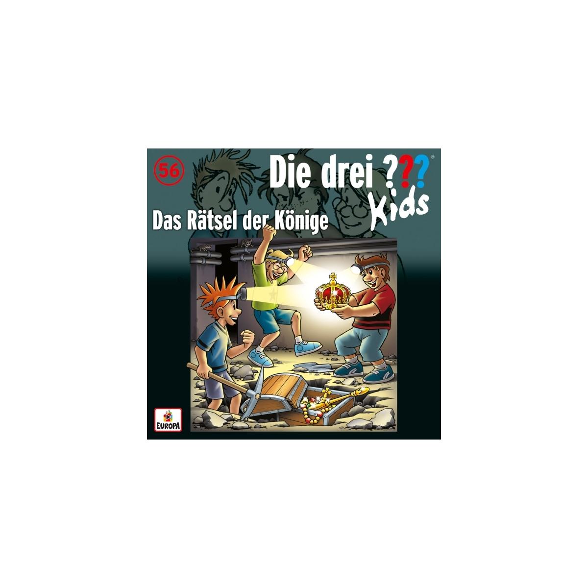 Sonstige Spielzeug-Artikel Kids 56 CD Drei ??
