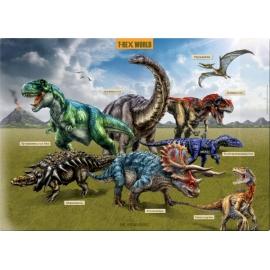 Schreibtischauflage T-Rex World