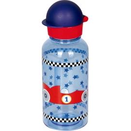 Trinkflasche Rennwagen  Kleine Freunde (