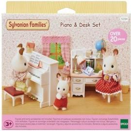 Sylvanian Families - Klavier- und Schreibtisch-Set