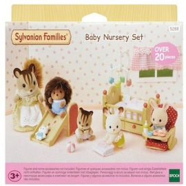 Sylvanian Families - Babyzimmer-Set