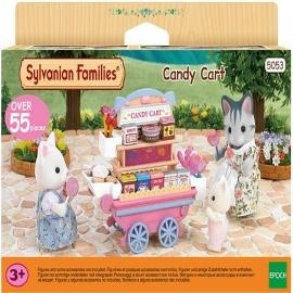 Sylvanian Families - Bonbonwagen Zuckerfreuden