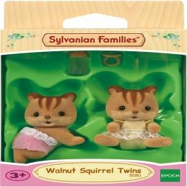 Sylvanian Families - Walnuss Eichhörnchen Zwillinge