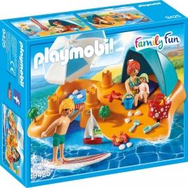 Playmobil® 9425 - Family Fun - Familie am Strand