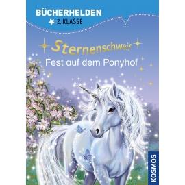 KOSMOS - Bücherhelden - Sternenschweif - Fest auf dem Ponyhof