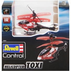 Revell Control - Helicopter Toxi rot