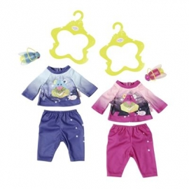 Zapf Creation - BABY born - Play und Fun - Nachtlicht Outfit