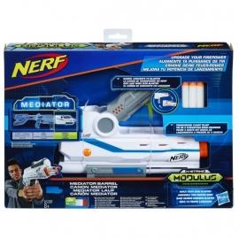 Hasbro Nerf E0029EU4 Firepower Upgrade Set (Schulterstütze oder Lauf)