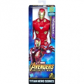 Hasbro - Avengers Titan Hero Power FX Figur