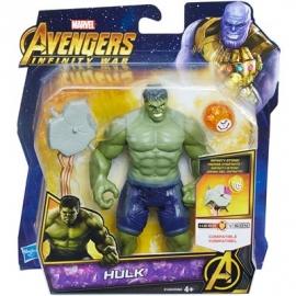 Hasbro - Avengers 6 Figur mit Infinity Stone