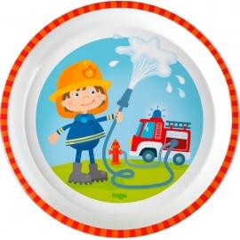 HABA® Teller Feuerwehr
