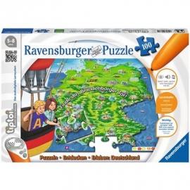 Ravensburger Puzzle - tiptoi Puzzlen, Entdecken, Erleben-Deutschland