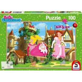 Puzzle Die Prinzessin von Thunderstorm, 100 Teile