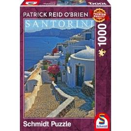 Puzzle Santorin 1000 Teile
