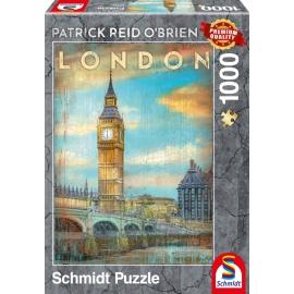 Puzzle London 1000 Teile