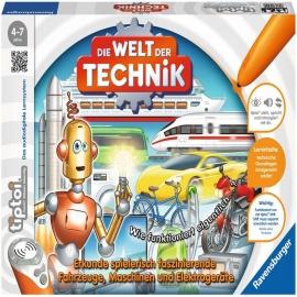 Ravensburger Spiel - tiptoi - Die Welt der Technik