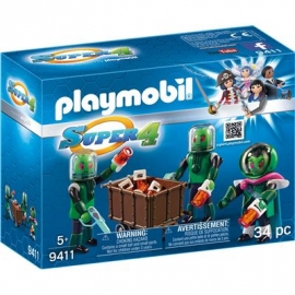 Playmobil® 9411 - Super 4 - Sykronier
