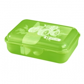 Step by Step lunchbox  Green Tractor