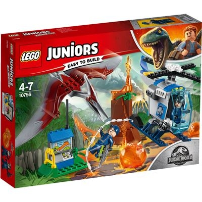 LEGO® Juniors - 10756 Flucht vor dem Pteranodon