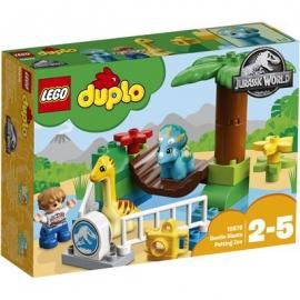 LEGO® DUPLO® - 10879 Dino-Streichelzoo