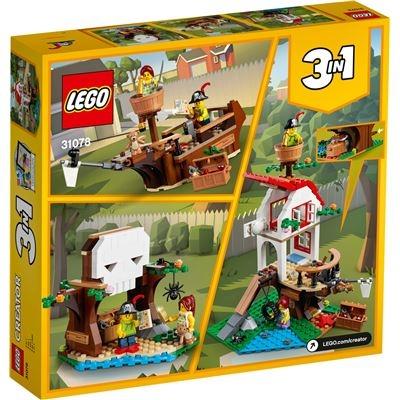 LEGO® Creator - 31078 Baumhausschätze
