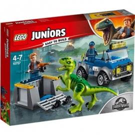 LEGO® Juniors - 10757 Raptoren Rettungstransporter