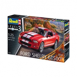 Revell - Model Set 2010 Ford Shelby GT