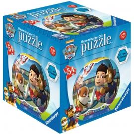 Ravensburger Puzzle - 3D Puzzle Paw Patrol, 54 Teile