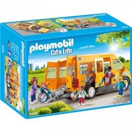 PLAYMOBIL 9419 - City Life - Schulbus
