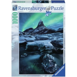 Ravensburger Puzzle - Stetind in Nord-Norwegen, 1000 Teile