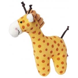 sigikid - Rassel Giraffe 15 cm