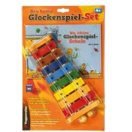 Voggenreiter - Buntes Glockenspiel-Set Blister