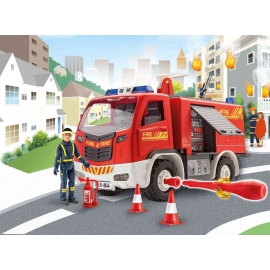 Revell - Feuerwehr mit Figur