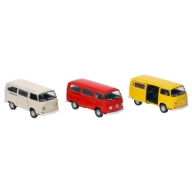 GoKi Volkswagen Bus T2 (1972), Spritzguß,