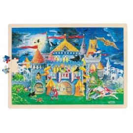 GoKi Einlegepuzzle Märchenstunde 192T