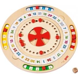 GoKi Brettspiel Wortmühle