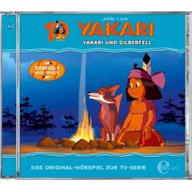 Edel:KIDS CD - Yakari und Silberfell, Folge 33