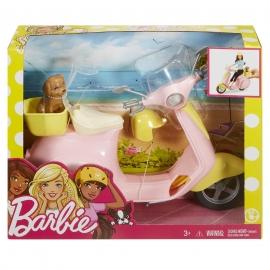 Mattel - Barbie - Motorroller