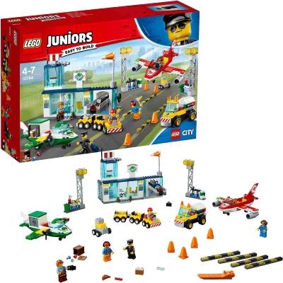 LEGO Juniors - 10764 Flughafen