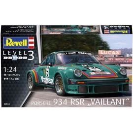 Revell - Porsche 934 RSR Vaillant