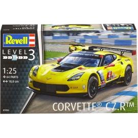Revell - Corvette C7.R