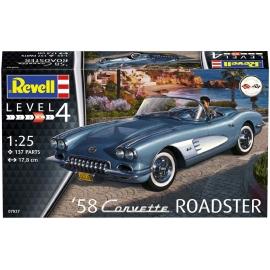 Revell - 58 Corvette Roadster