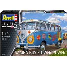 Revell - Samba T1 Flower Power